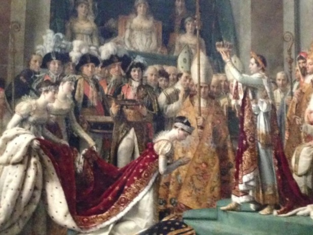 nap coronation notre dame