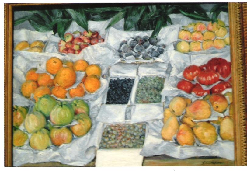 """Fruits""   Museum Fine Arts Boston"
