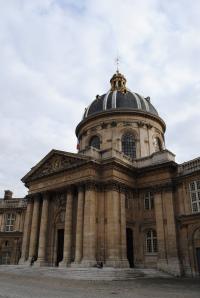 "Pantheon""Good morning Hugo,Voltaire"""