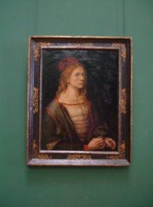Albrecht Durer's Self Portrait