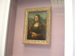 Mona Lisada Vinci