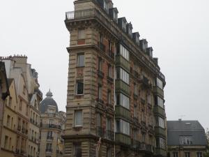Paris architecture before 1850