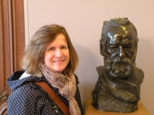 Victor Hugo Bust Musee Rodin