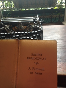 "Hemingway's ""A Farewell to Arms"""
