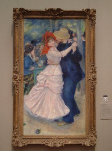 Dance at Bougival Renoir Museum of Fine Arts Boston