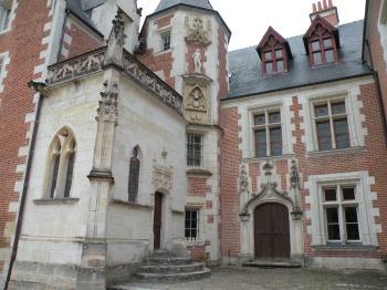 Chateau du Clos LuceDa Vinci's home