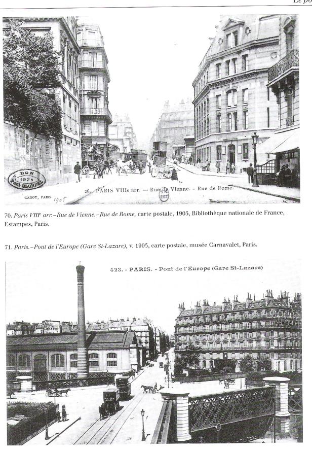 Pont de l'Europe 1905