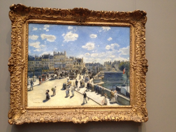 Pont Neuf National Gallery D.C.