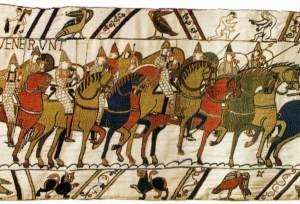 Le tapisserie de Bayeux