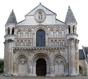 L'Eglise Poitiers