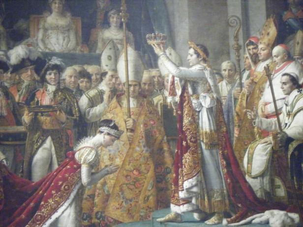 "David ""Coronation of Josephine"""