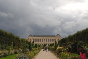 Sunday Afternoon in Jardin des Plantes