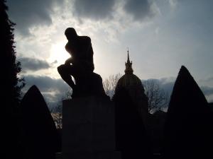 "Rodin ""The Thinker"""