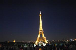 . La Tour d'Eiffel