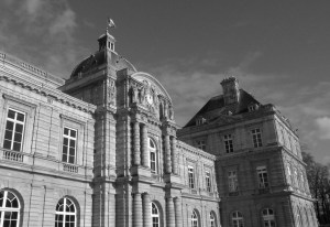 Palace, Jardin du Luxembourg