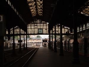 La gare Saint-Lazare, August 2014