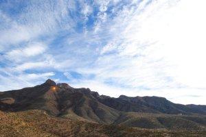 el paso desert