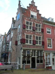 A house in The Delft, 2010