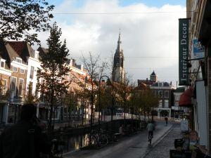 The Delft, 2010, Oude Kerk