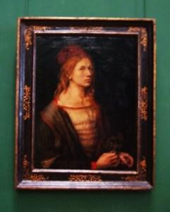 Albert Durer Self Portrait