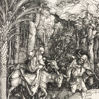 Etching by Durer