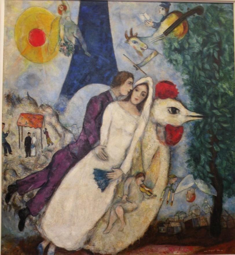 Chagall Pompidou