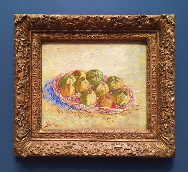 Van Gogh, Still Life 1887 StLMA