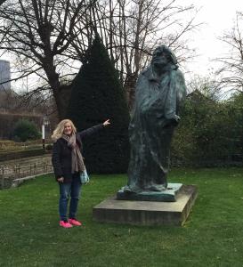 Honore de Balzac, Musee Rodin