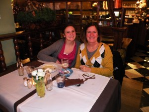 Bruges Lor Bday dinner 2