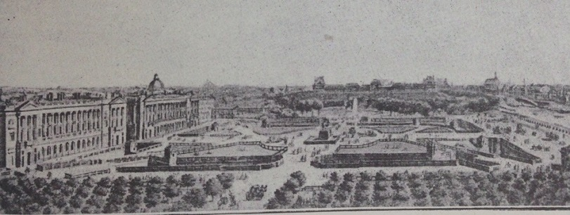 place Louis XV 1778