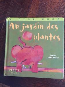 jardin des plantes book 1