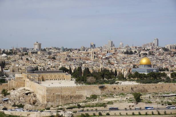 28 Jerusalem