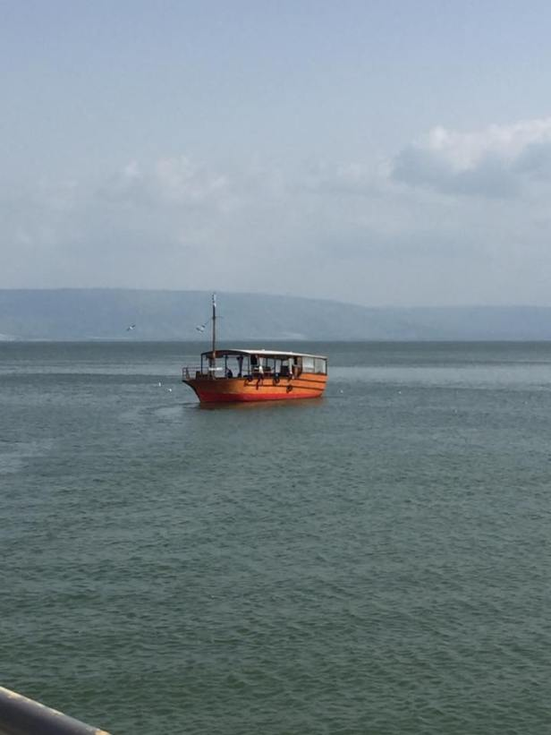8 Sea of Galilee