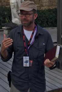 32 Michael Schneider; Messianic Jew tour guide