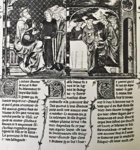 Latin carolingian minuscule
