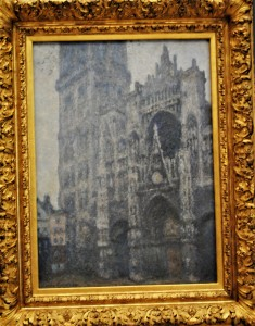 rouen monet cathedral (2)