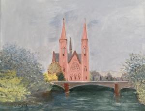 L'eglise St. Paul Strasbourg