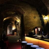 Wine cellar under Monastery
