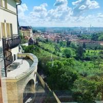 View from Hotel Questenberk