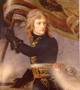 Napoleon in 1796