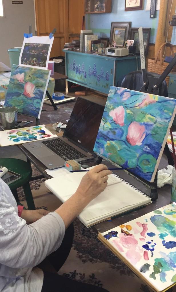 Art Studio, Marie's (2)