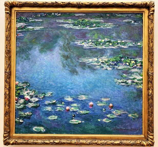 Monet Water Lilies Kimbell