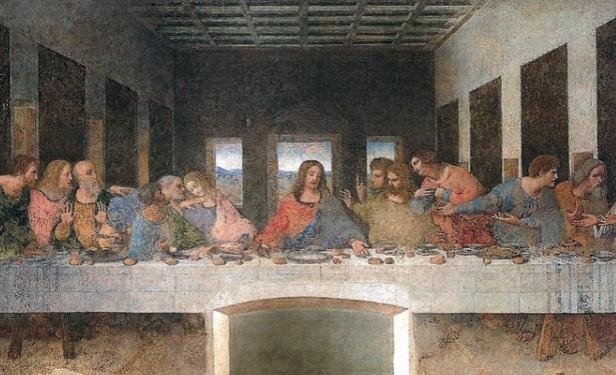 2010 Milan Santa Maria delle Grazie Lord's Supper